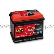 Zap Calcium Plus 55Ah 460A (-/..