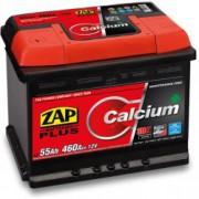 Zap Calcium Plus 55Ah 460A (+/..